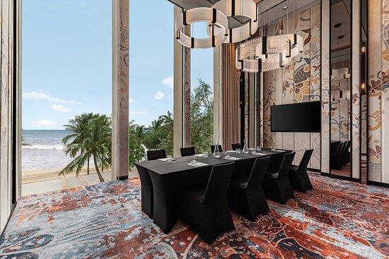 Thalang 4 - Boardroom set up