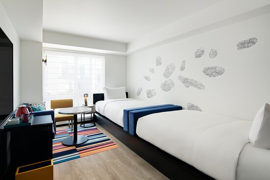 Twin/Twin Loft Room