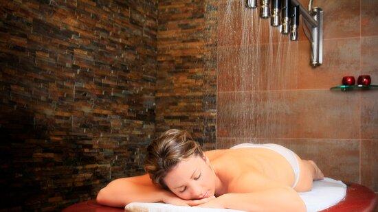 Vichy Shower treatment at Ubika Spa