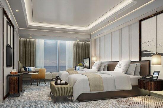 Twin/Twin Premier Guest Room