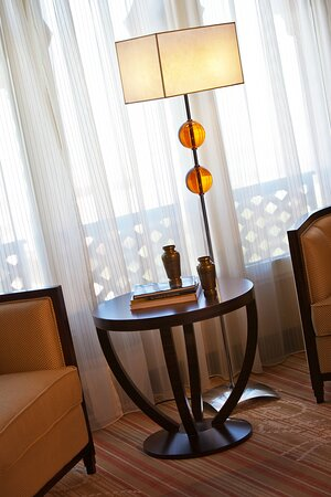 Diplomatic Suite Seating Area