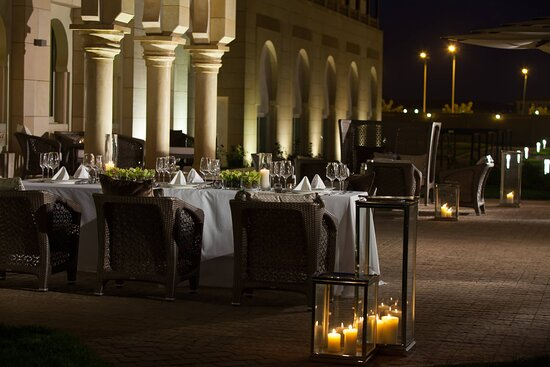 Patio Terrace - Private Dining