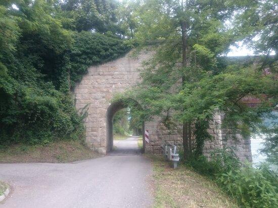 Former Rail Bridge
