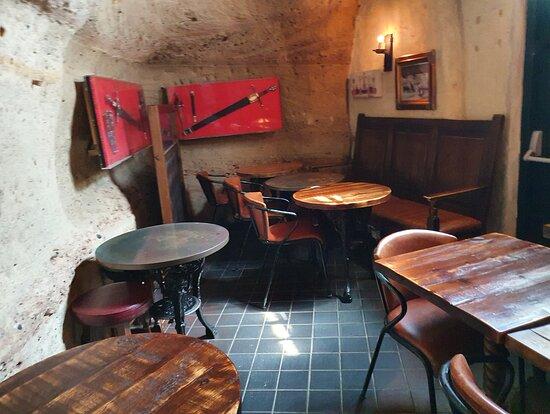 Ye Olde Trip To Jerusalem Pub