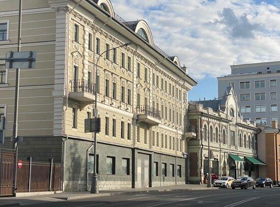 Bolshaya Lubyanka Street