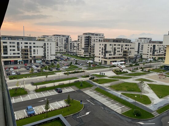 Coresi district Brasov vibrant and nice