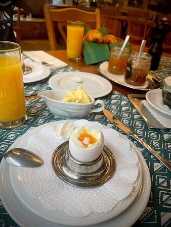 Wunderbares Frühstück:-)