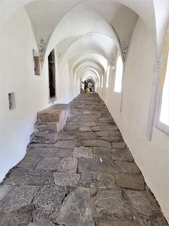 Corridoi del Monastero