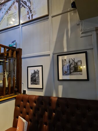The Old George Inn Newcastle.