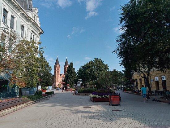 Kossuth Ter (kossuth Square)