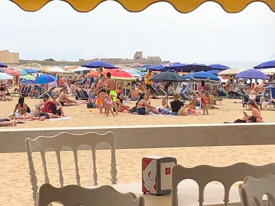 טרפאני, איטליה: Vista spiaggia