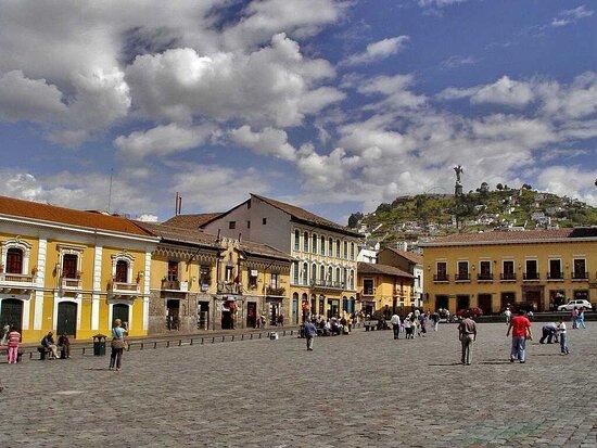 Centro Histórico. Quito Antiguo