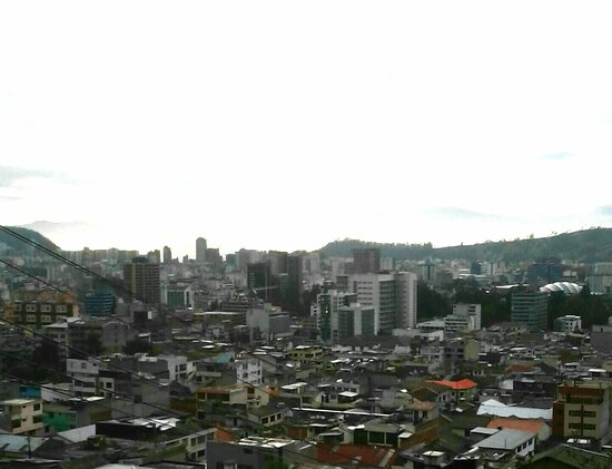 La Ciudad. Quito moderno