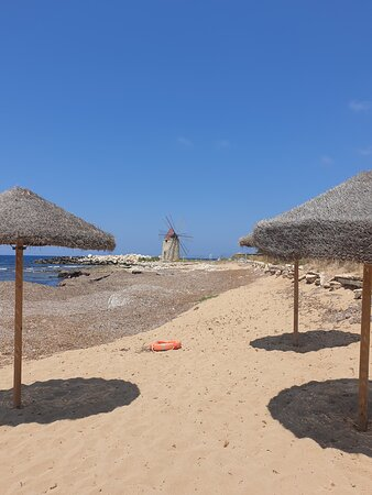 טרפאני, איטליה: La spiaggia