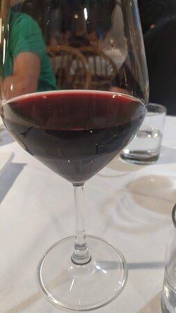 red wine Chianti Poggioni