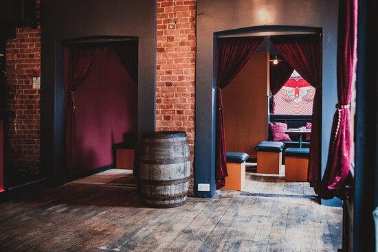 Hideaway room, available for hire