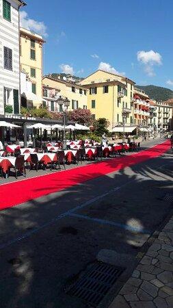 Rapallo, Ý: lungomare
