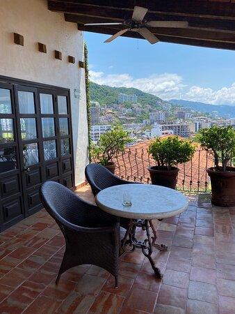 Terrace of San Jose and Vista de Santos