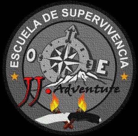 Cours de survie : Emblema de la Escuela e JJ.