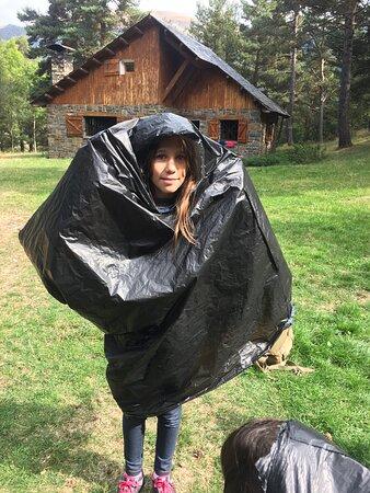 Cours de survie : Supervivencia para los peques.