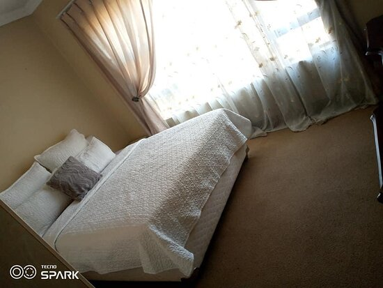 Kempton Park, Sudáfrica: Double bed