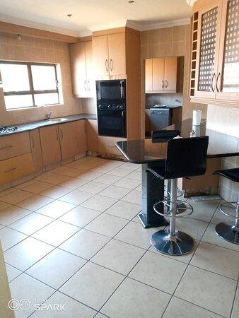 Kempton Park, Sudáfrica: Kitchen