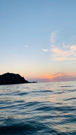 Excellente sortie réserve de Scandola et coucher de soleil sur les sanguinaires avec NICOLAS