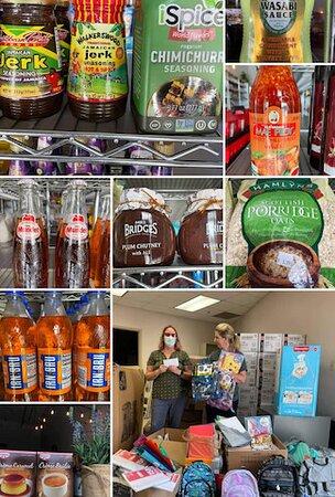 Kat's International Grocery