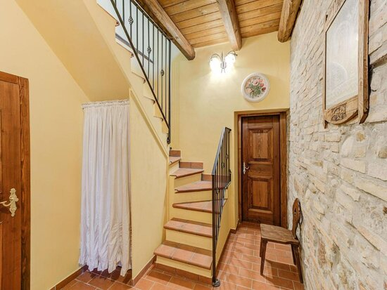 Mosciano Sant'Angelo, Italie : interno