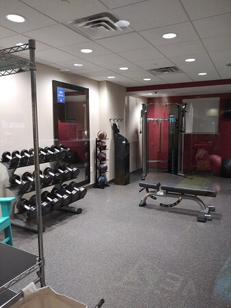The Exercise Room.