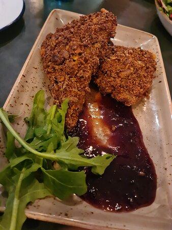 Duesseldorf, Jerman: Graviera Vinisso, Eleon Salat und griechischer Mokka 👍
