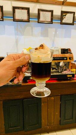 Café Irlandés (Whisky Irlandés)