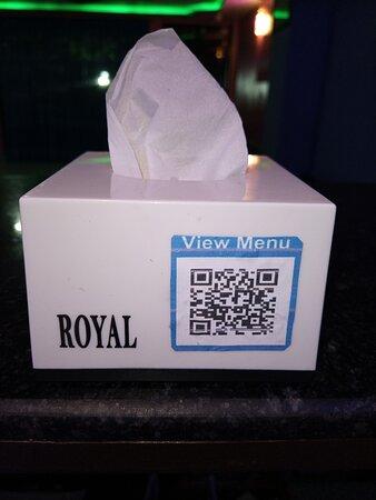 Opening ceremony of hotel Royal Inn