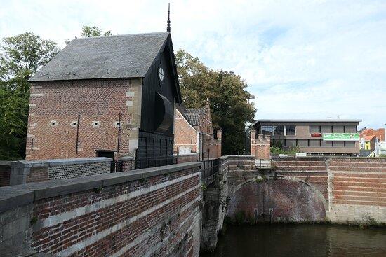 Mechelen, Fulling Mill and Lockhouse