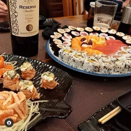 Gastronomia japonesa do tradicional ao contemporâneo