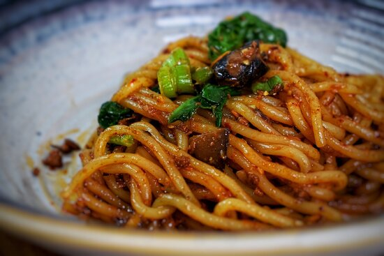 Fried rice noodle
