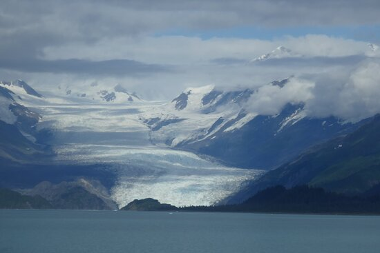 Glacier Cruise and Rail from Anchorage: 26 Glaciers cruise