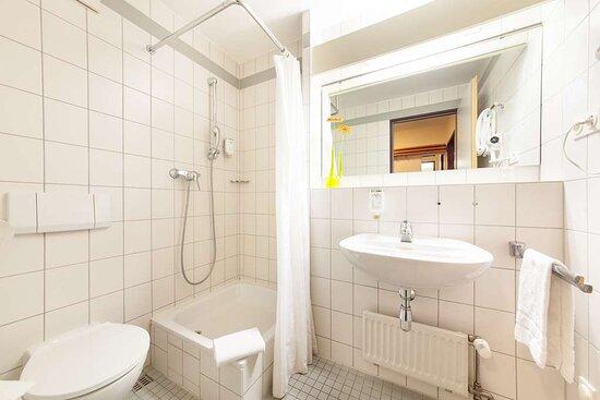 Single Appartment bath Novum Apartment Hotel am Ratsholz
