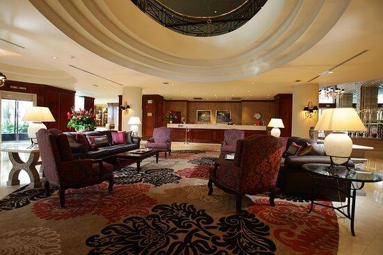 Lobby Swissotel Lima