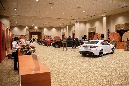 Grand Salon Event Swissotel Lima