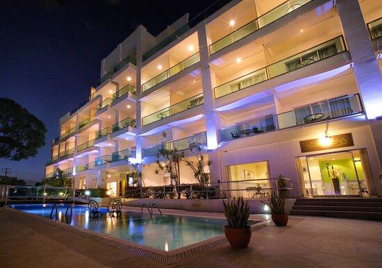 South Beach Property Dusk