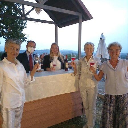 I migliori aperitivi a base dei vini della Tenuta Cavalier Pepe