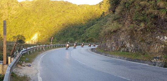 Vietnam motorbike ride to Sapa