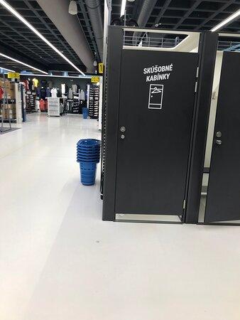 Einkaufszentrum Od Prior Nitra - nákupné centrum