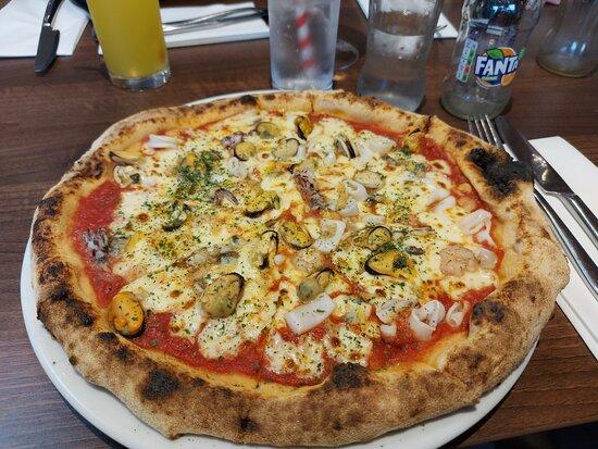 Sea food Pizza