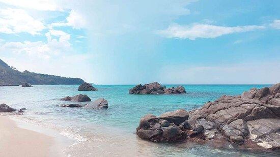Foto del mare di Lido Fornaci (senza filtri)!