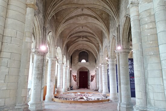 Abbaye Saint-Legèr. Soissons
