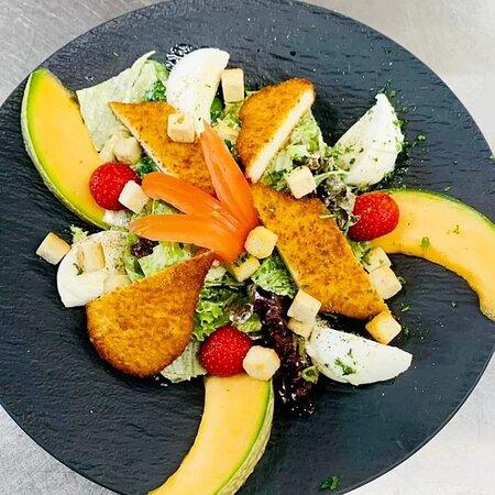 Nos salades d'été