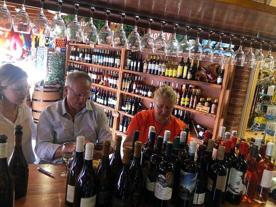 Kivotos...your Wine Experience