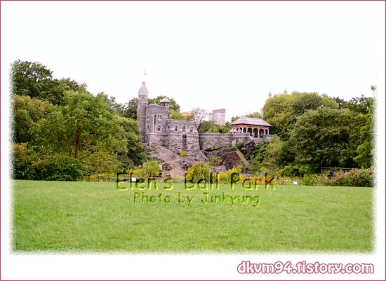 New York City, NY: The Belvedere Castle in Central Park in New York